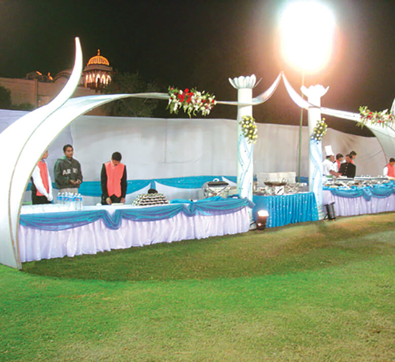 Designer Catering Food Stalls