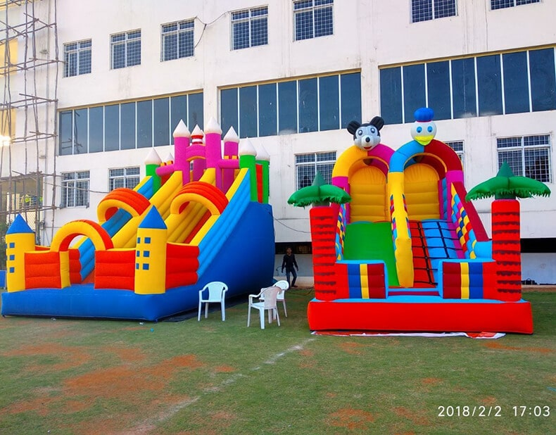 Bounce Jumping House 3
