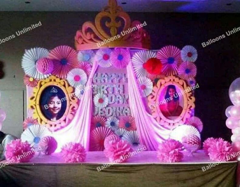 Stage Balloon Decoration 1